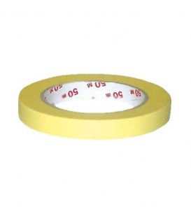 Páska lepící krepová 15mm x 50m