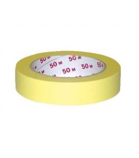 Páska lepící krepová 25mm x 50m