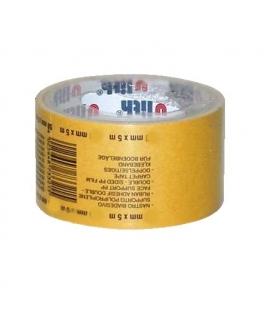 Páska lepící 38mm x 5m oboustranná PP