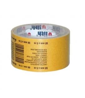 Páska lepící 50mm x 5m oboustranná PP
