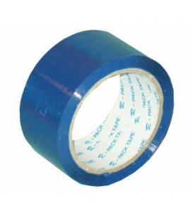 Páska lepící 50mm x 66m modrá