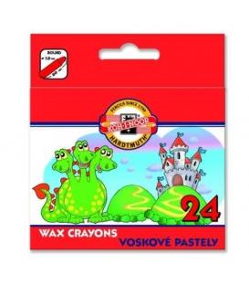 Voskovky 8234/24 ks
