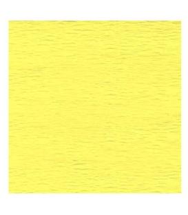 Papír krepový žlutý č.03