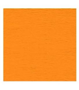 Papír krepový oranžový světlý č.05