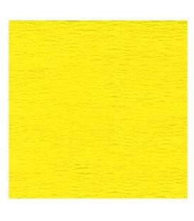 Papír krepový žlutý tmavý č.04