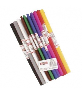 Papír krepový Classic 10 barev