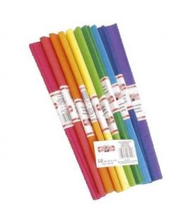 Papír krepový Spektrum 10 barev