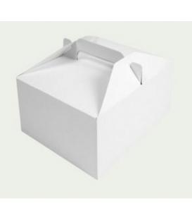 Krabice dortová 18,5x15x9,5 výslužková