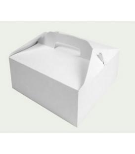 Krabice dortová odnosná 23x23x11