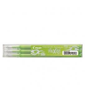 Náplň do rolleru Frixion 0,7mm sv.zelená / balení 3 kusy
