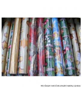 Papír balící vánoční 700x3000 Lux NEW*