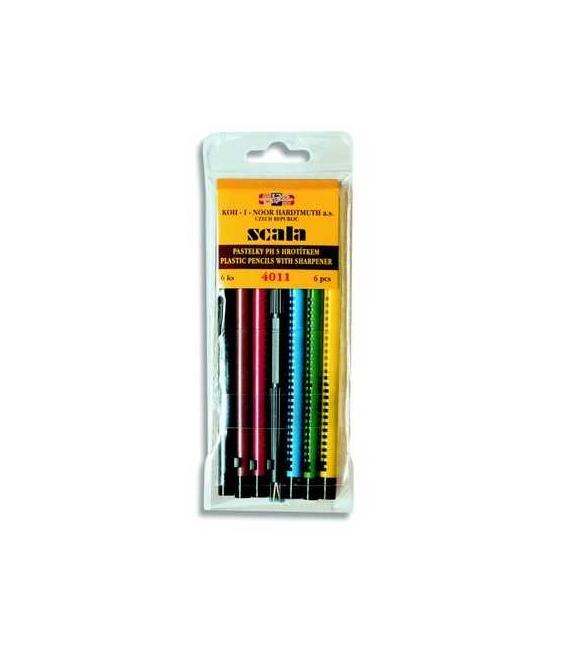 Pastelky 4011/6 Scala