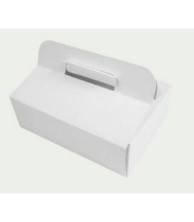 Krabice dortová odnosná 23x16x7,5