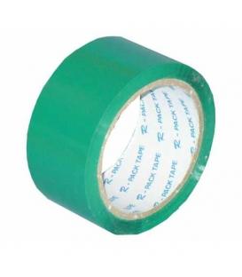 Páska lepící 50mm x 66m zelená