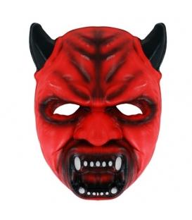 Maska karnevalová Čert