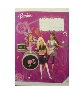 Sešit 444 Barbie