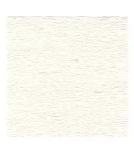 Papír krepový bílý č.01