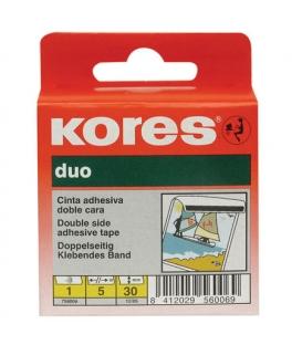 Páska lepící oboustranná 30x5 Duo
