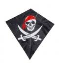 Drak textilní Pirát 82x88cm
