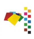 Karton kreslící barevný A4 225g
