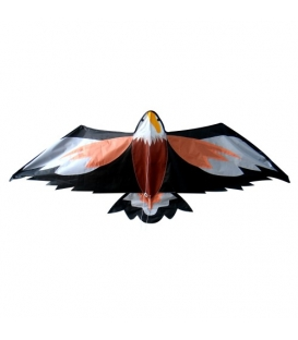 Drak textilní Orel 165x62cm