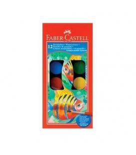 Barvy vodové Faber 12 barev
