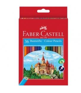 Pastelky FABER Eco 36 barev