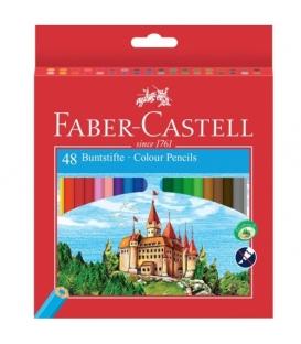 Pastelky FABER Eco 48 barev