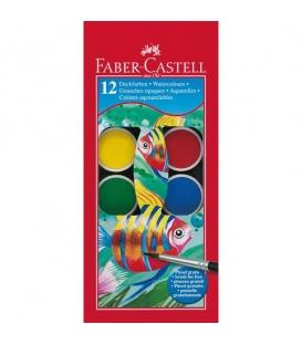 Barvy vodové Faber 30mm