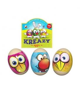 Fólie na vajíčka 10ks Kreazy