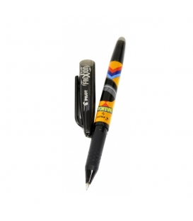Roller přepisovatelný Pilot MIKA Frixion 0,7mm černý