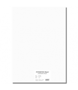 Fotokarton A4/10/300g bílý