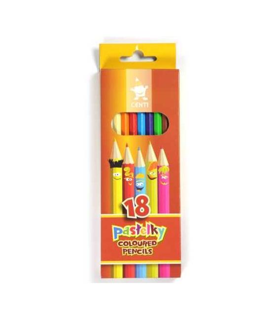 Pastelky 2143/18 Centi
