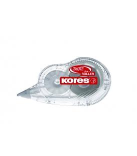Korektor Kores Refill Roller 4,2mm x 10m vyměnitelný