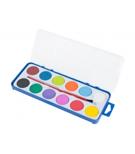 Barvy vodové Easy 12ks