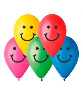 Nafukovací balónky SMILE