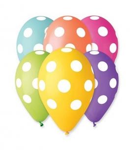 Nafukovací balónky PUNTÍK
