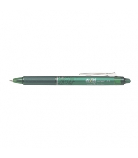 Roller přepisovatelný Pilot Frixion Clicker 0,7mm zelený