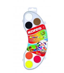 Barvy vodové Akuarellos mini + štětec