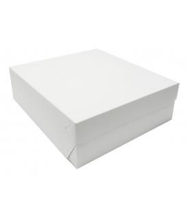 Krabice dortová 25x25x9,5