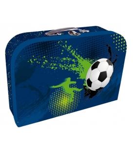 Kufřík dětský na malířské potřeby 35cm Football 3