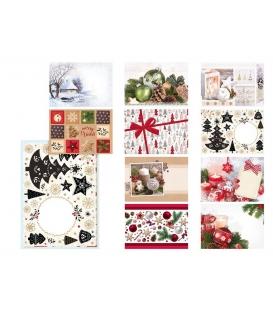 Obálky poštovní C5 Vánoční motiv MFP