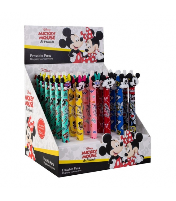Roller přepisovatelný Colorino Mickey & Minnie