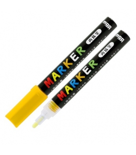 Fix akrylový MG 2mm žlutý světlý