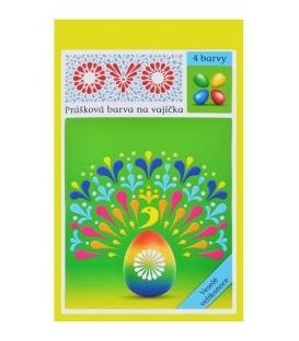 Barvy na vajíčka OVO 20g 4odstíny