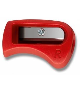 Ořezávátko plastové Stabilo EASY Colors pravák červené /4532/