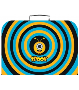 Kufřík dětský na malířské potřeby 35cm Spook