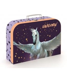 Kufřík dětský na malířské potřeby 34cm Unicorn