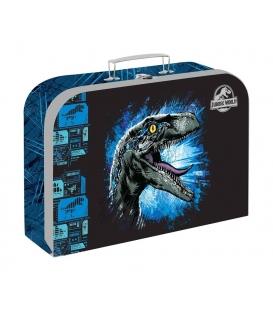 Kufřík dětský na malířské potřeby 34cm Jurassic World 2