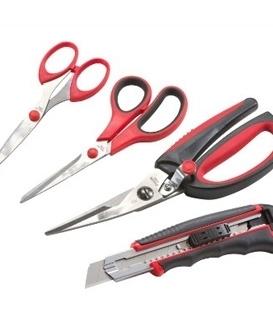 Nůžky a ořezávače